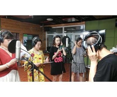 中央电视台纪念中国改革开放四十周年大型文艺演出录制