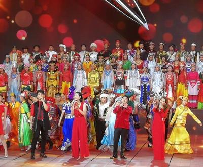 唐山市音协合唱团参演央视纪念改革开放40周年特别节目