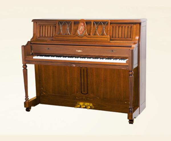 唐山查伦立式钢琴MP118NSTD