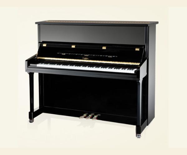 唐山查伦立式钢琴MP125D