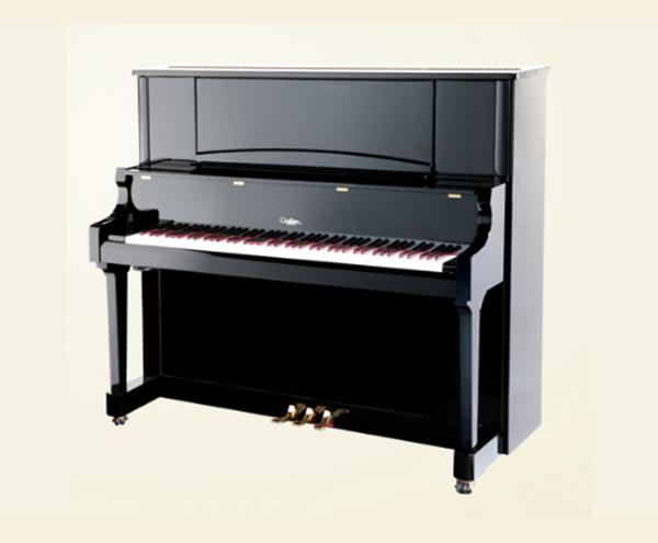 唐山查伦立式钢琴MP132UD
