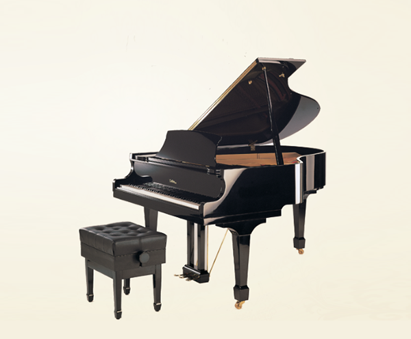 唐山查伦三角钢琴MGP161D