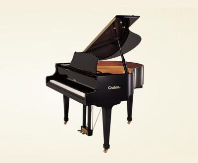 唐山查伦三角钢琴MGP150D