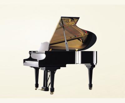 唐山查伦三角钢琴MGP185D