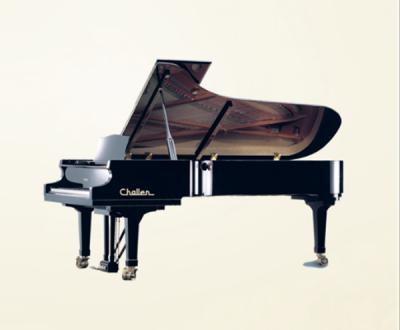唐山查伦三角钢琴MGP280D