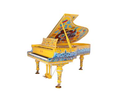 唐山星海钢琴海资曼系列唐卡·帝王琴