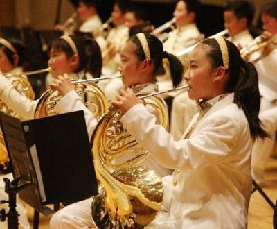 西山口新年音乐会