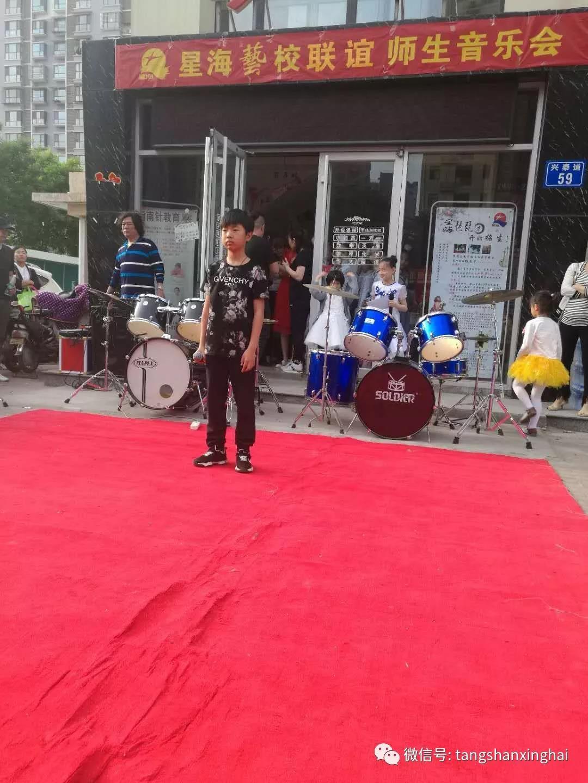 星海唐山艺术培训机构南湖音乐会